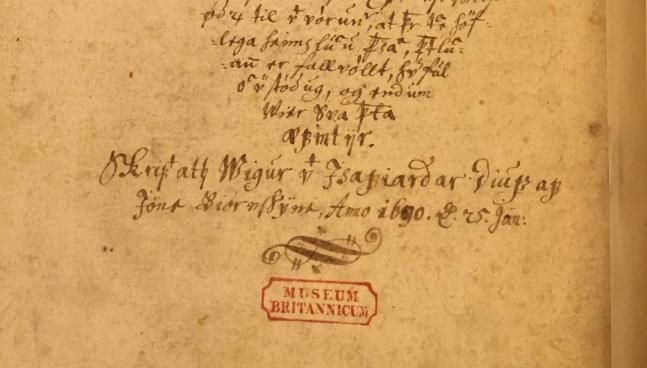London, British Library Add. 4857