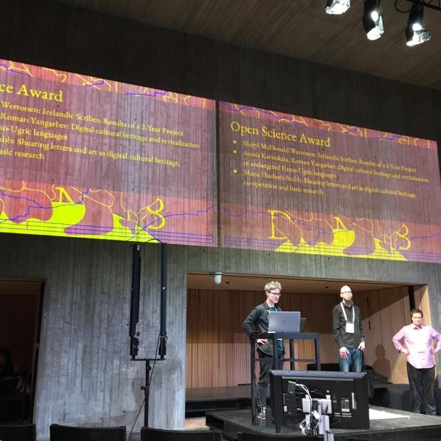 DHN Open Science Award